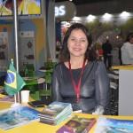 Celia Regina de Andrade, da Secretaria de Turismo de Foz do Iguaçu