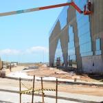 Centro de Convenções está com 90% das obras concluídas