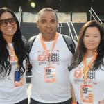 Cintia Botelho, Luiz Americo e Carolina Caula, da Affinity