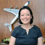Claudia Shishido da Air Europa