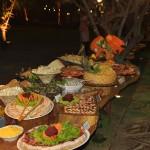 Comidas típicas de Pernambuco fizeram parte do buffet