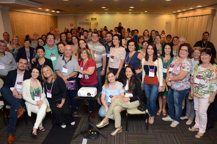 A quinta edição da Convenção Aviesp 2019 reuniu 84 agentes no Meliá Campinas nos dias 22 e 23 de novembro