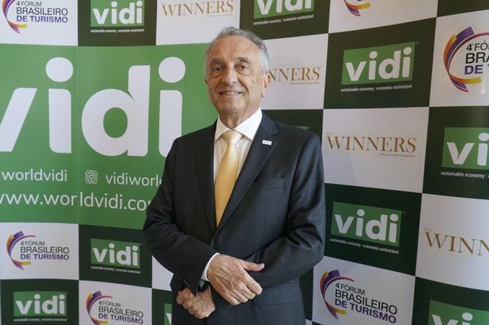Gilberto Silva, diretor da Global Council of Sales Marketing (GCSM)