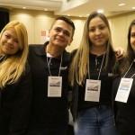 Daniele Lazari, Vander Dias, Tainara Prates e Jessica Reichert