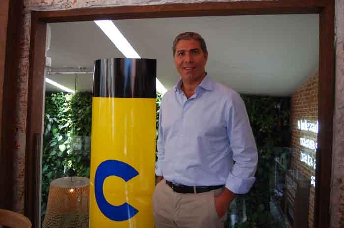 Dario Rustico, presidente da Costa Cruzeiros para o Brasil