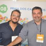 Davi Lima e Alexandre Chiappa, de Praia dos Carneiros