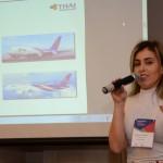 Deborah Daloia, da Thai Airways