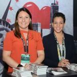 Dinah Policarpo e Lisa Tejeda, da NYC & Company
