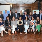Diretores da Braztoa com os jurados do Prêmio de Sustentabilidade