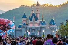 Disney reabre parque em Hong Kong nesta sexta-feira (25)