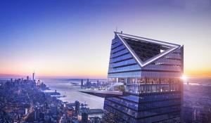 Nova York inaugura observatório ao ar livre mais alto do Ocidente em março
