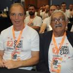 Edison Gonçalves e Mauro Amaral, da Affinity
