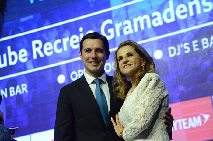 Eduardo Zorzanello e Marta Rossi