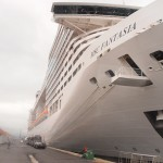 Embarcação deve embarcar 64 mil turistas no Rio de Janeiro