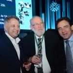 Enoir Zorzanello, Carlos Alberto Krause, e Milton Zuanazzi, CEO na SBTUR Viagens e Turismo S.A.