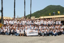 Convenção Affinity 2019 reúne equipe comercial e administrativa no Costão; fotos