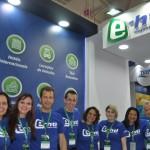 Equipe E-HTL no Festuris Gramado