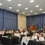 Equipe administrativa e comercial estão juntas neste terceiro dia de Convenção Affinity