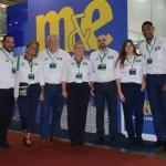 Equipe do M&E no Festuris 2019