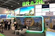 WTM Londres premia Brasil como melhor estande para fazer negócios
