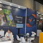 Estande do Consórcio Brasil Central