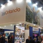 Estande do Vist Orlando