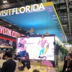 Estande do Visti Florida na WTM Londres