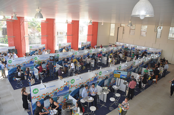 Expositores do Visit Pernambuco Travel Show