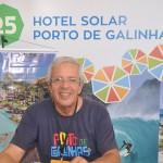 Fernando Melo, do Solar de Porto de Galinhas