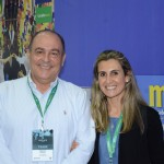 Geraldo Rocha e Mariana Rocha, da GR Turismo