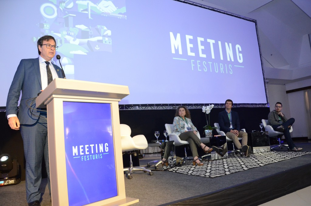 Gilson Machado Neto, presidente da Embratur