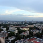 Vista do Hotel La Habana Libre
