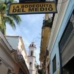 O famoso bar La Bodeguita Del Medio