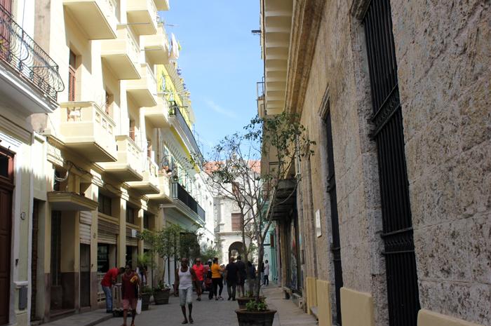 Havana Velha é o bairro mais famoso de Havana e foi declarado patrimônio histórico pela Unesco