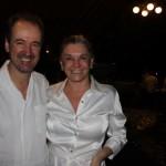 Eduardo Barbosa e Maria Clara da Flot