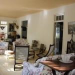Sala da casa de Hemingway