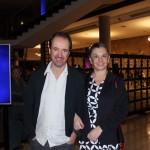 Eduardo Barbosa e Maria Clara Kuraim da Flot Viagens
