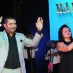 Show do Carlitos Calunga, do Buena Vista Social Cluba no Salon Rojo