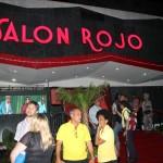 Fachada da casa noturna Salon Rojo del Capri