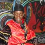 Uma das religões mais fortes de Cuba é a Santeria, de origem africana