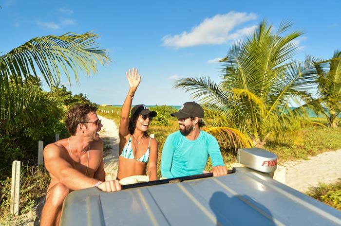 Influenciadores são convidados pela Sedetur de Alagoas para conhecer os atrativos turísticos do estado