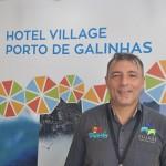 Ivson Santana, do Hotel Village Porto de Galinhas