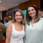 Jacqueline Conrado e Mariana Trevizan, da United