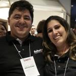 João Bastos e Renata Caballero, da Schultz DF e SP