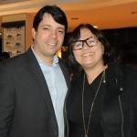 Jorge Chaves e Anna Christina, do Othon