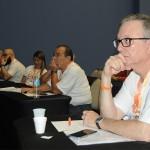José Carlos de Menezes, diretor, e Marilberto França, presidente da Affinity