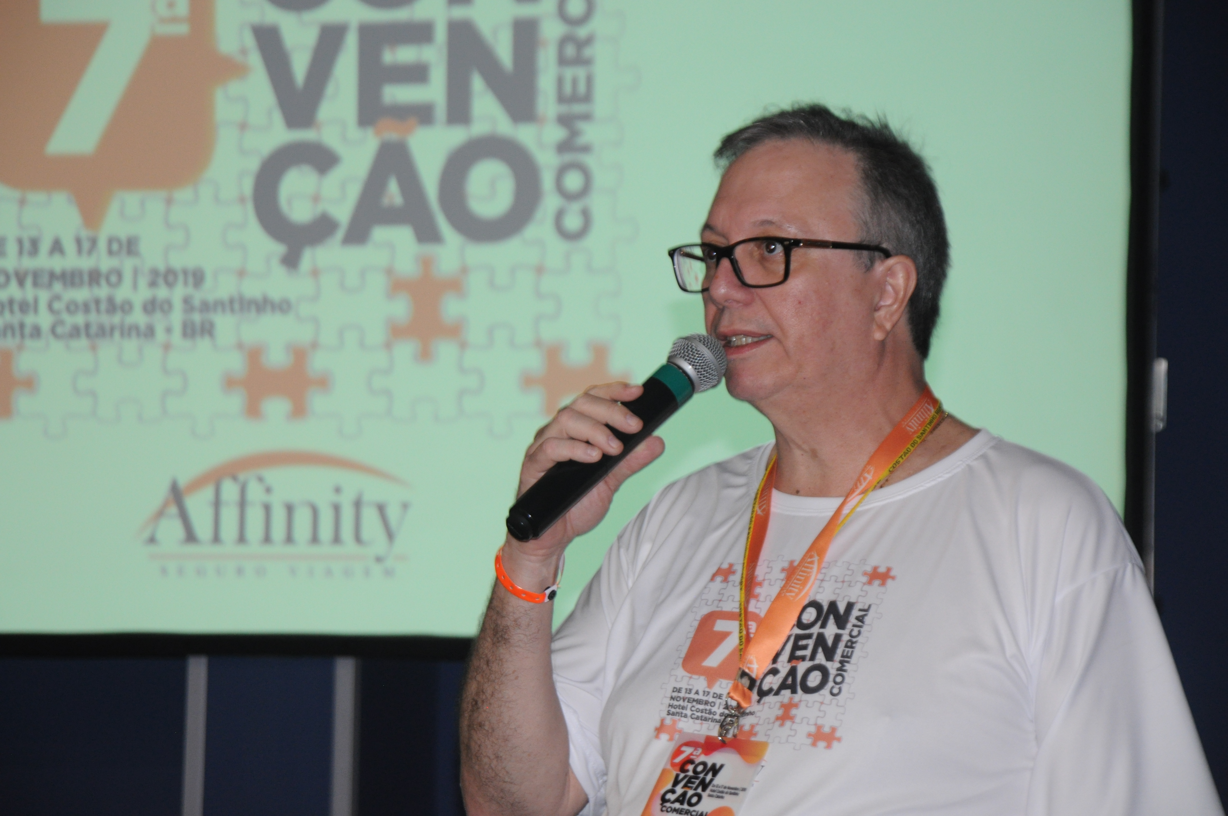 José Carlos de Menezes, diretor geral da Affinity