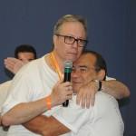 José Carlos de Menezes se emocionou ao falar do presidente Marilberto França