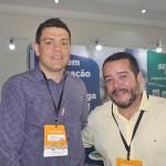 Juan Andrade e Gentil Cysneiros, da GJP