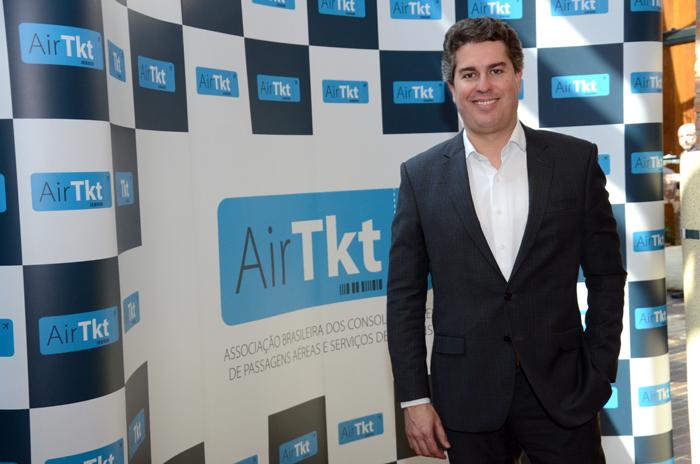 Juarez Cintra Neto, presidente da AirTKT (Foto: Eric Ribeiro)
